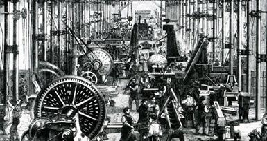 Endüstri Devrimi Nasıl Ortaya Çıkmıştır?
